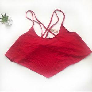 Victoria's Secret | new loose sleep crop top
